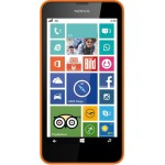 Nokia Lumia 630 DS Orange/Black