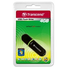 USB Flash накопитель 4Gb Transcend JetFlash V30