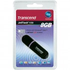 USB Flash накопитель 8Gb Transcend JetFlash V30